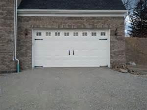 savoy home shutters vs no shutters garage