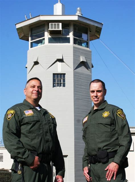 two cdcr correctional officers save s inside cdcr