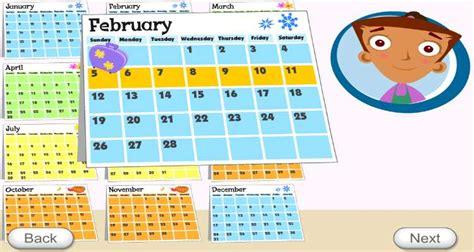 Calendar Craze Kindergarten Math Activity Calendar Craze Learning Liftoff