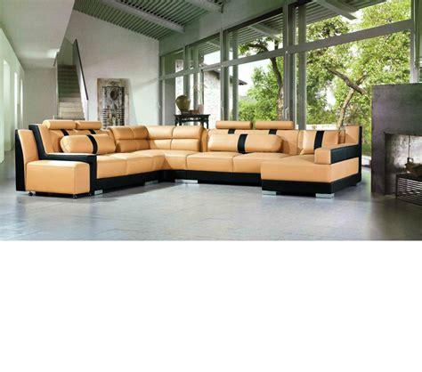modern bonded leather sectional sofa dreamfurniture com 2512 modern bonded leather