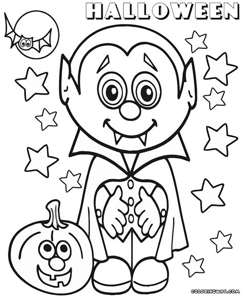 halloween coloring pages cute cute halloween coloring pages coloring pages to download