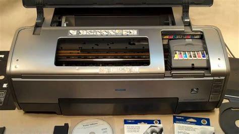 Printer Epson R1800 epson stylus photo r1800 color printer