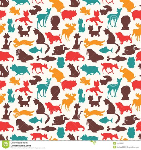 seamless pattern animals pattern in animals www imgkid com the image kid has it