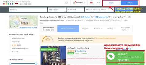 agoda adalah cara mencari pesan booking kamar online di agoda