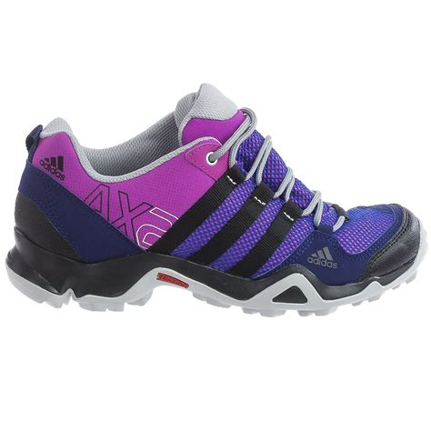 adidas outdoor shoes adidas outdoor ax2 hiking shoes for women save 37