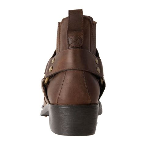 discount motorcycle riding boots new windsor smith men s leather ankle motorcycle riding