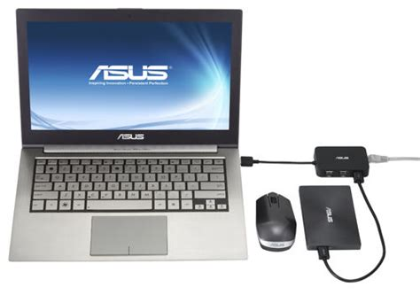 porta tablet asus usb hub and ethernet port combo accessori notebook