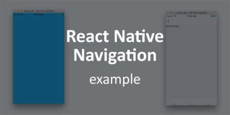 react native navigator tutorial studio freya