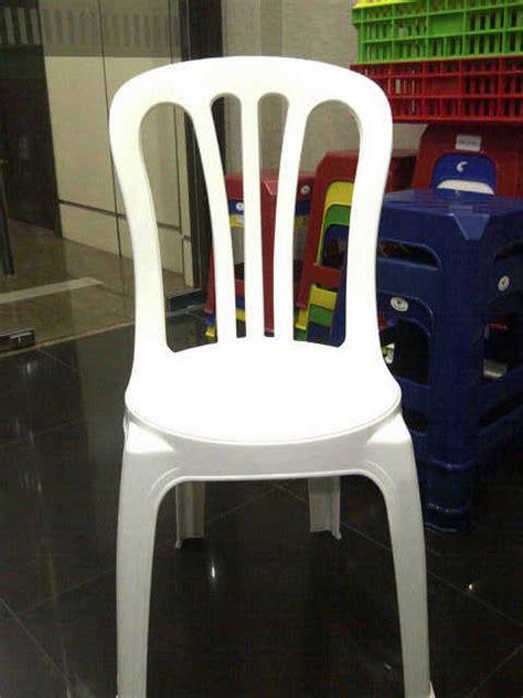 Kursi Plastik Rumah Makan kursi makan plastik merk yanaplast warna putih selatan