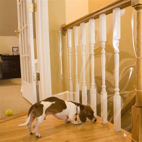 banister shield cardinal gates indoor banister shield protector by cardinal gates health products
