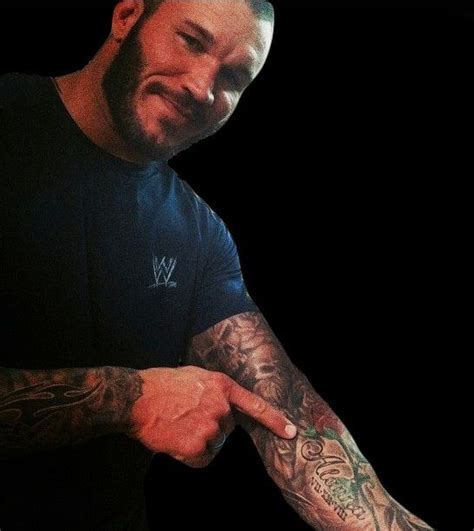 randy orton tattoos 17 best images about s on the skulls