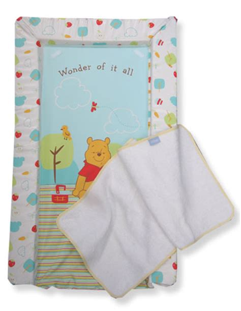 Winnie The Pooh Baby Changing Mat by Treetops Baby Goods