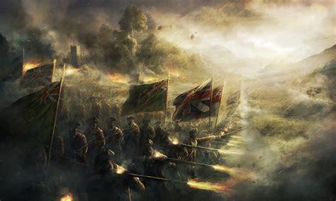 the war of the digital painting by rado javor magic art world