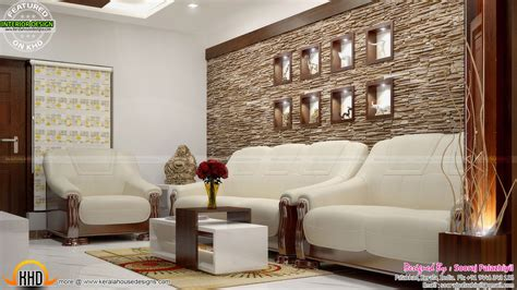 kerala home design interior living room simple apartment interior in kerala kerala home design