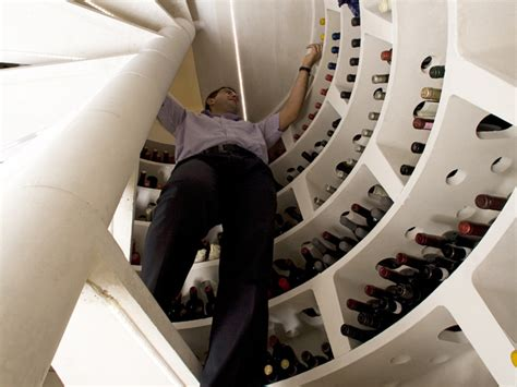 Wine Cellar Spiral Staircase Spiral Cellars The Way To Store Your Wine Collection