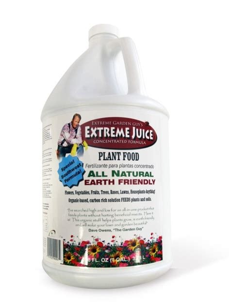 all natural flower food all natural flower food extreme juice 1 gal all natural