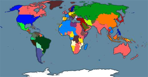 World Outline Map 1914 by Political World Map 1914 By Generalhelghast On Deviantart