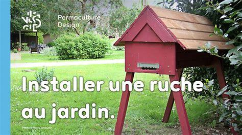 Installation D Une Ruche by Comment Installer Une Ruche Dans Votre Jardin