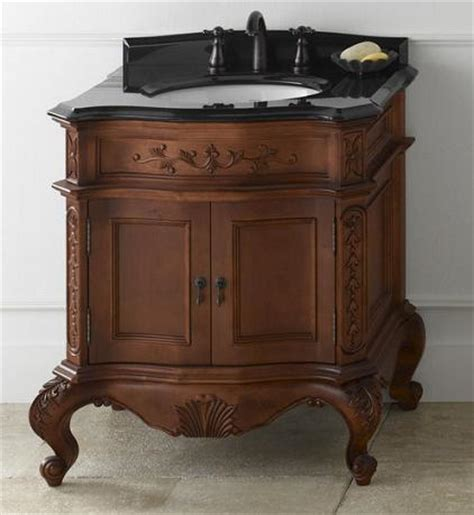 bathroom vanity ronbow queen anne legs or what to look for in an antique bathroom vanity