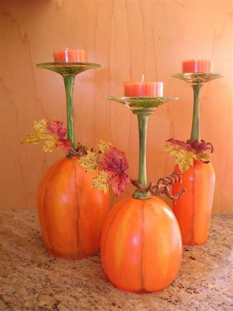 Home Made Fall Decorations by Diy Fall Centerpieces You Will Fall In With