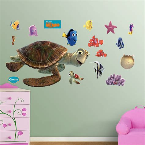 finding nemo wall stickers finding nemo collection wall sticker