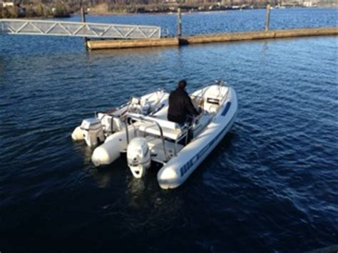 inflatable boats richmond bc novurania inflatable tenders installed on the aurora