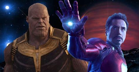 tony stark die avengers endgame ultimate