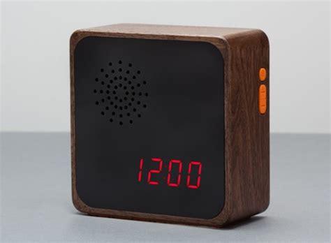 high end clock radio