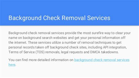 How To Get Arrest Records Removed From Removing Arrest Records From Criminal Background Checks