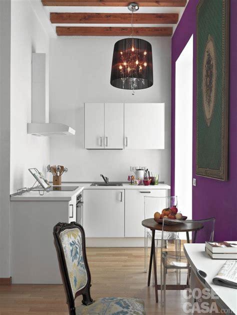 Cucina 7 Mq by Una Casa Di 33 Mq Monolocale D Effetto Cose Di Casa