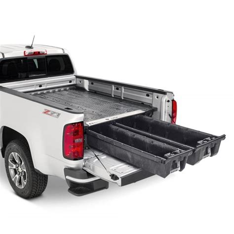 decked truck bed reviews decked 174 mg4 midsize truck bed storage system