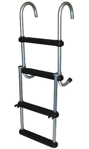pontoon steps folding pontoon ladder