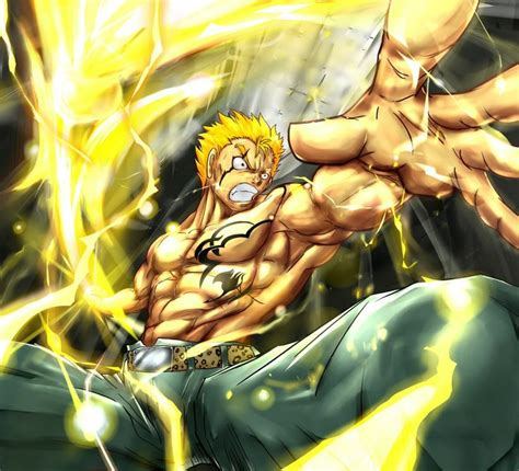 laxus dreyar fairy tail anime more than just a guild