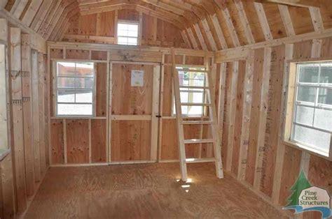 similar    gambrel shed  shed plan