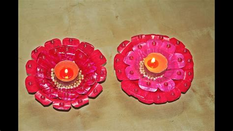 diy decorations using paper plates recycled diy diya candle decoration made of paper plates