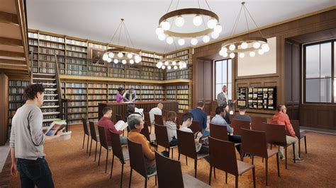 astor room nypl unveils 317m master plan and renderings for iconic branch 6sqft