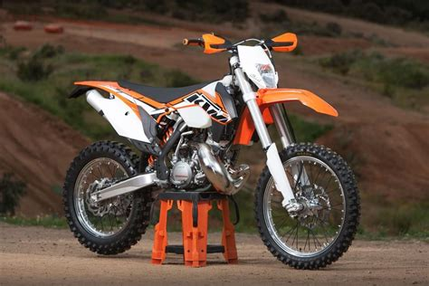 Ktm 200 Xc 2014 Ktm 200 Xc W Picture 524078 Motorcycle Review