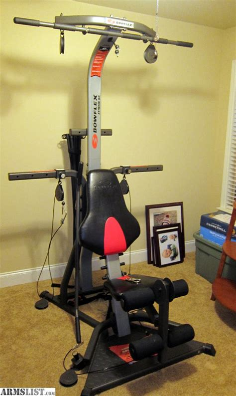 armslist for trade bowflex xtreme se home