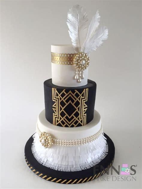 great gatsby cake by irina ennas cake design cakes
