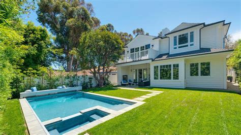 brentwood home los angeles partners trust east coast inspired home featured as la