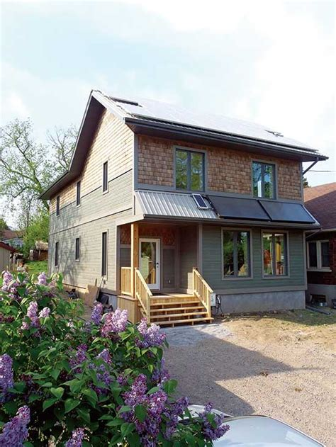 affordable green homes building an affordable sustainable home green homes mother earth news