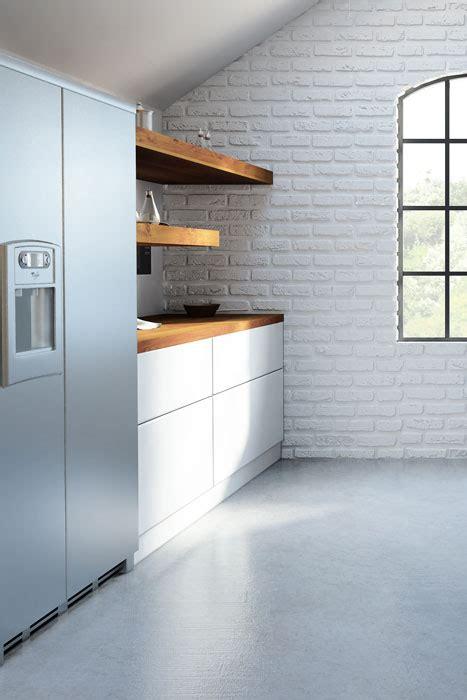 neue einbauküche arctar weiss mit k 252 che