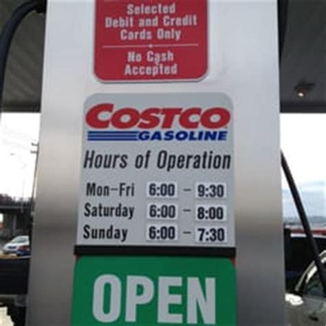 costco hours costco gas gas service stations seattle wa yelp