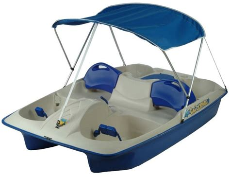 sun dolphin quot sun slider quot pedal boat outdoor activities - Pedal Boat Sun Dolphin