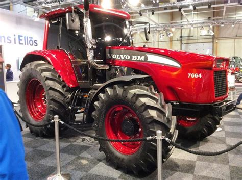 tractor volvo one of a kind the modern volvo bm tractor agriland