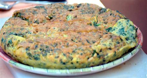 recette cuisine nicoise la trouchia omelette aux blettes