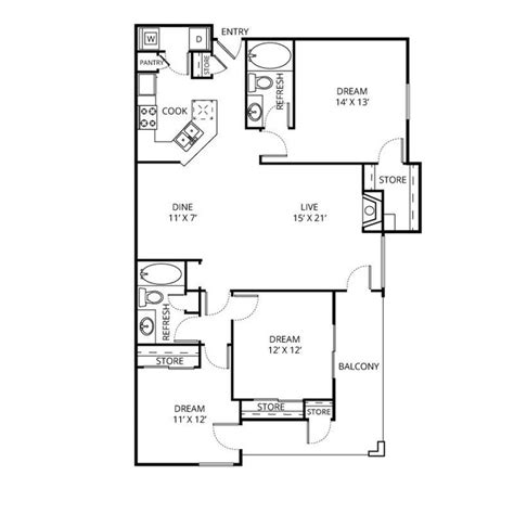 3 bedroom apartments lewisville tx the remington lewisville tx apartment finder