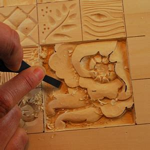 wood carved table ls basics to relief wood carving by l s book