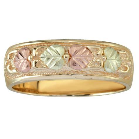 Wedding Rings Black Gold by Black Gold Wedding Ring For Blackhillsgold