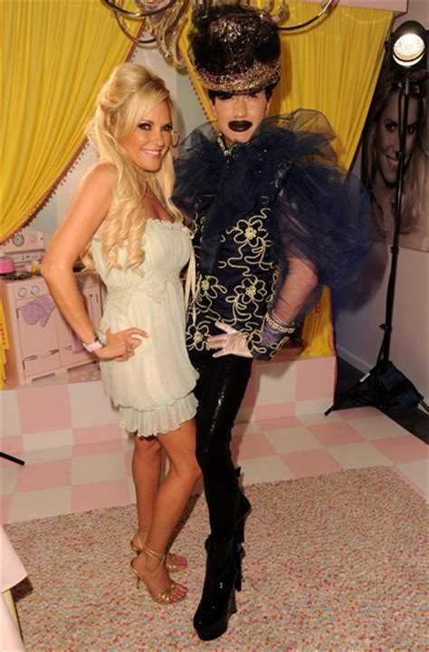 Worst Dressed Of The Day Bobby Trendy by Bridget Marquardt Dress Launch La June